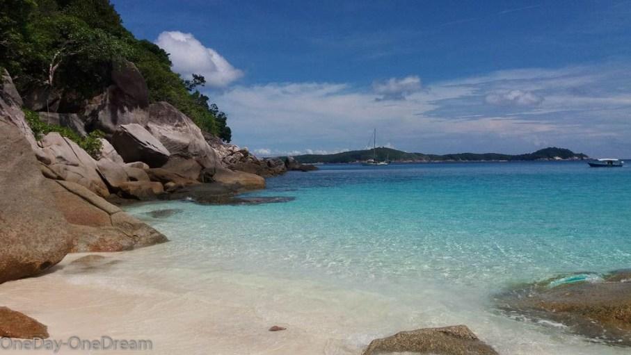 Turtle Beach aux îles Perhentian