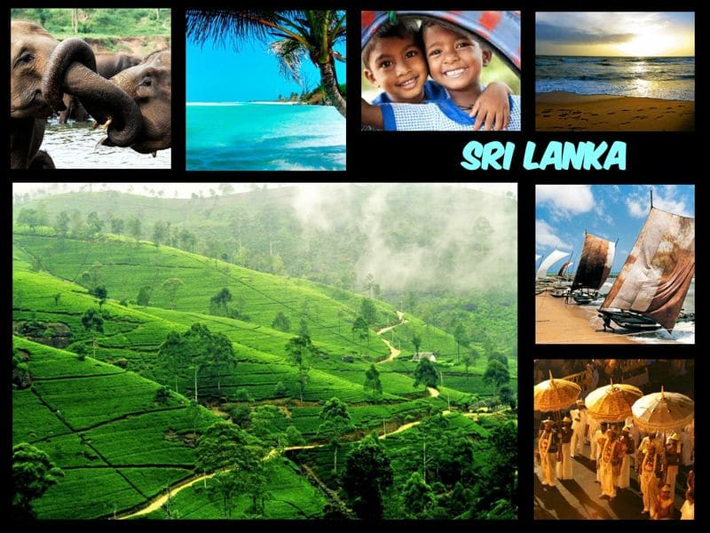 visa gratuit Sri Lanka