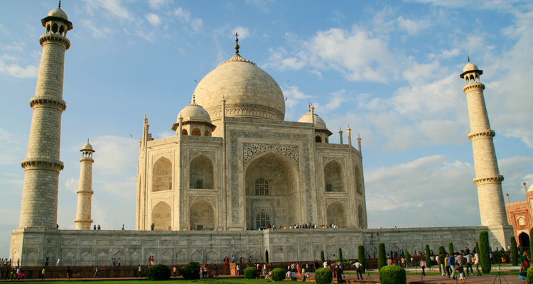 One Day Agra Local Sightseeing Trip by Car Taj Mahal