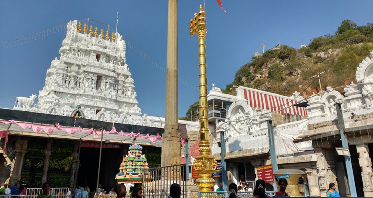 One Day Chennai to Kalhasti Trip by Car Sri Kalahasteeswara Temple