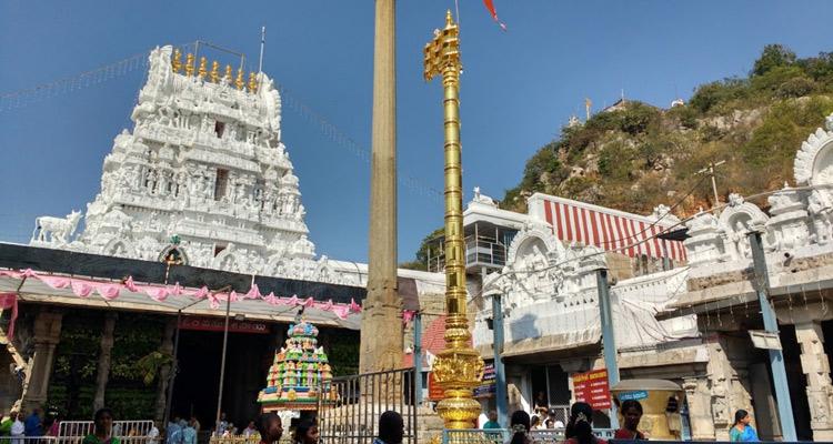 One Day Chennai to Kalhasti Trip by Car Sri Kalahasteeswara Temple