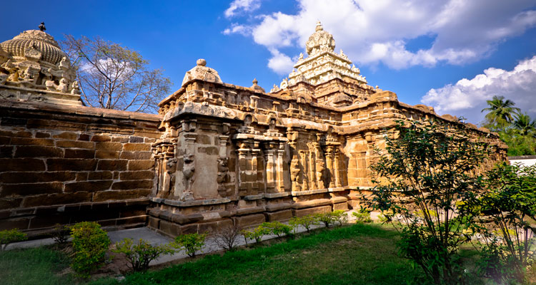 One Day Chennai to Kanchipuram Trip by Car Vaikunta Perumal Temple