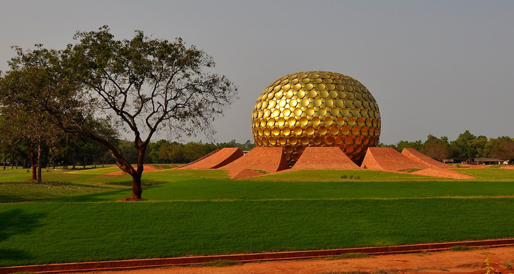 One Day Chennai to Pondicherry Trip by Car Auroville City