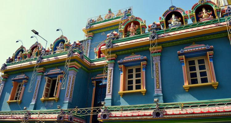 One Day Chennai to Pondicherry Trip by Car Manakula Vinayagar Temple