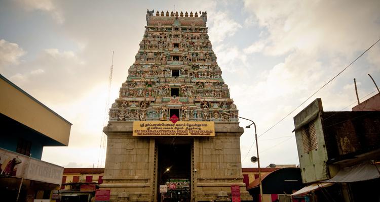 Package Glimpse One Day Chennai to Thirunallar Trip by Car