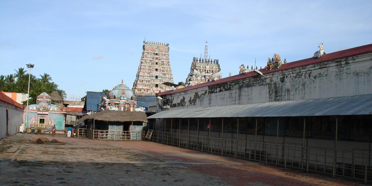 One Day Chennai to Thirunallar Trip by Car Header