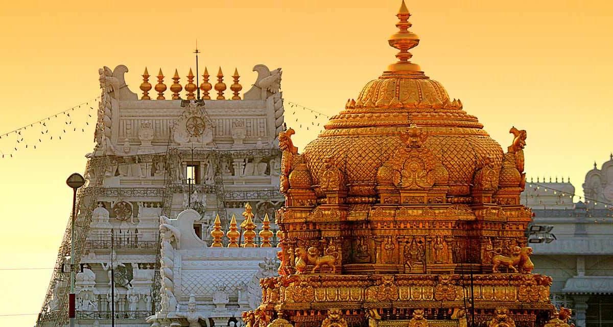 One Day Chennai to Tirupati Trip by Car Header