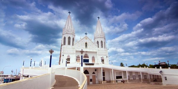 One Day Chennai to Velankanni Trip by Car Header