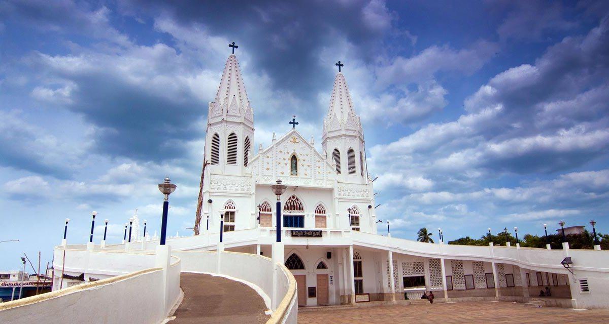 One Day Chennai to Velankanni Trip by Car Header