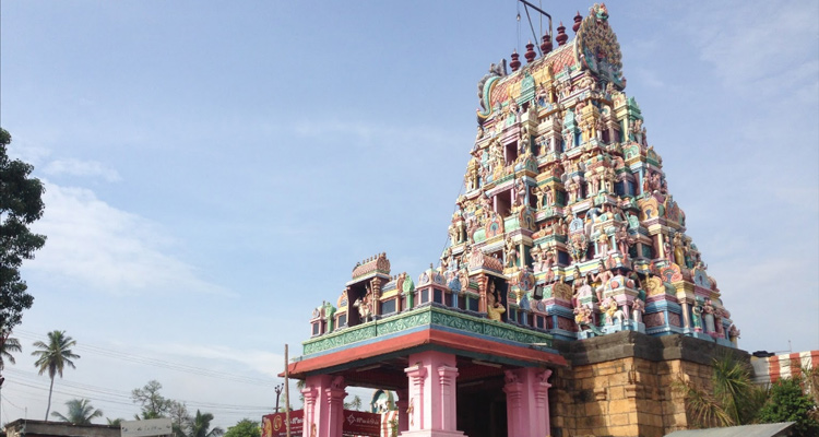 One Day Coimbatore Temple Trip by Car Patteeswarar Swamy Temple
