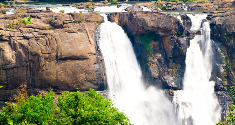 One Day Coimbatore to Malampuzha and Athirappilly Waterfalls Trip Athirappilly Waterfalls