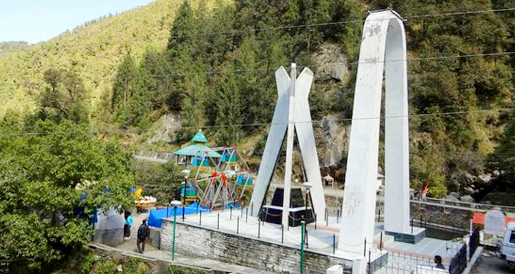 One Day Dalhousie Local Sightseeing Trip by Car Panch Pulla