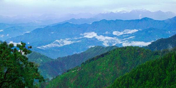 One Day Dalhousie Local Sightseeing Trip by Car Header