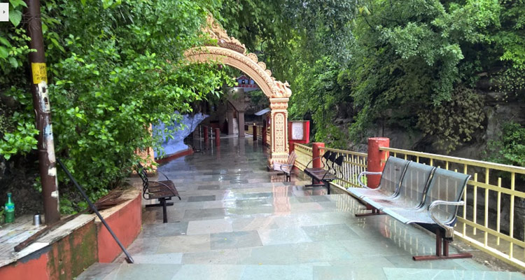 One Day Dehradun Local Sightseeing Trip by Car Tapkeshwar Mahadev Temple