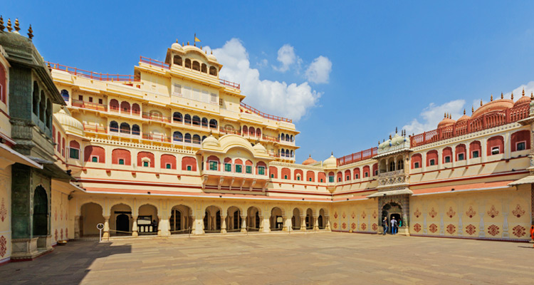 One Day Delhi to Jaipur Trip by Car City Palace