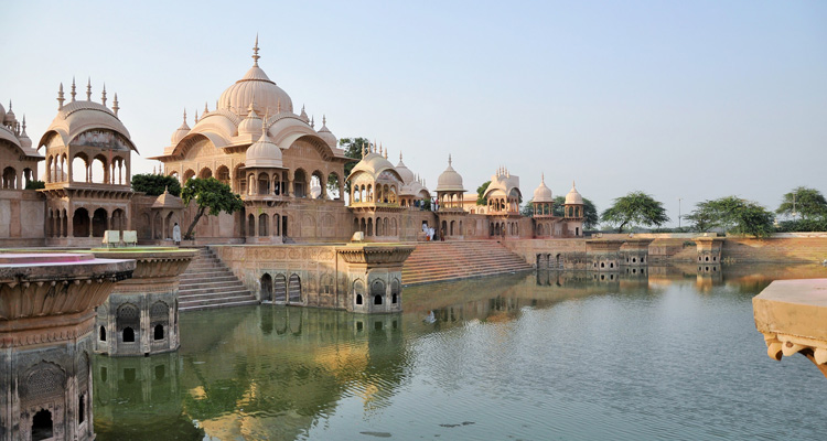 Package Glimpse of One Day Delhi to Mathura and Vrindavan Tour