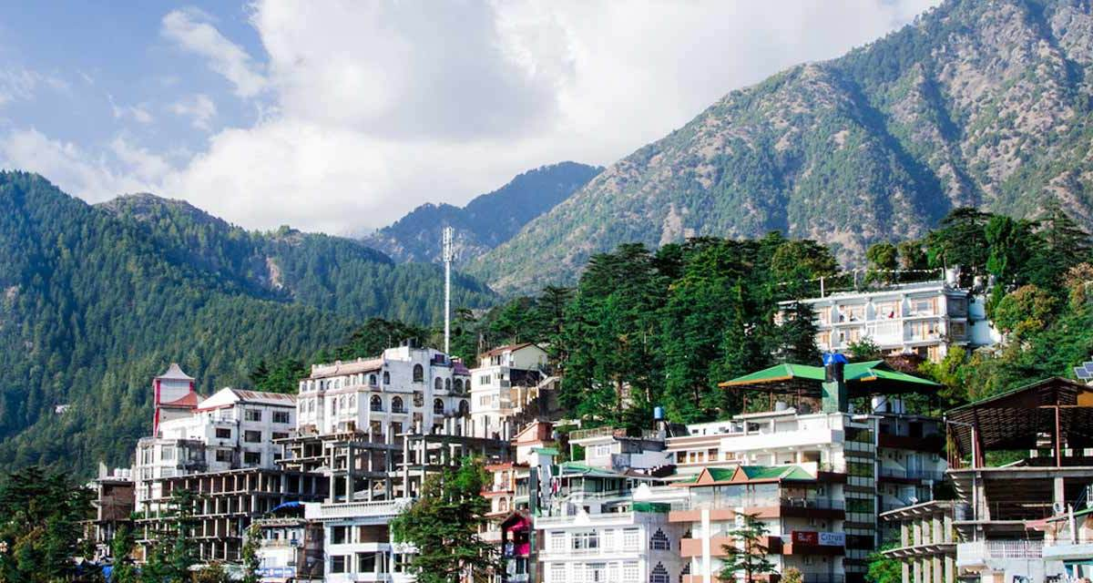 One Day Dharamshala Local Sightseeing Trip by Car Header