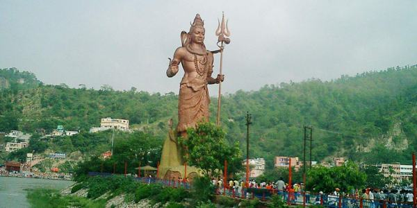 One Day Haridwar and Rishikesh Local Sightseeing Trip by Car Header