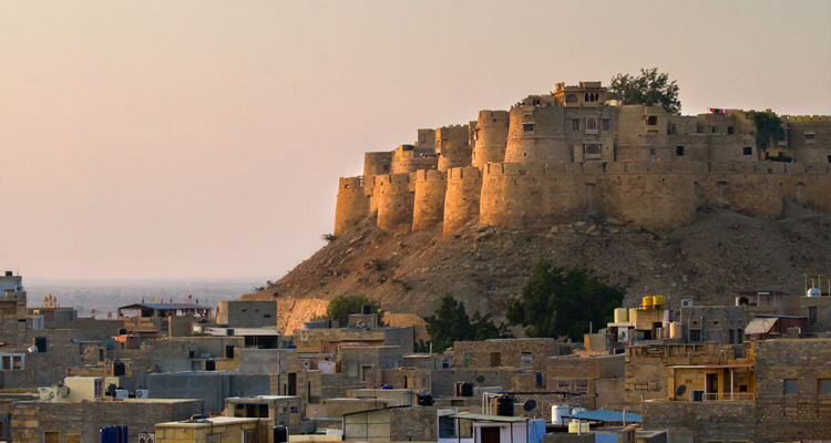 One Day Jaisalmer Local Sightseeing Trip by Car  Jaisalmer Fort