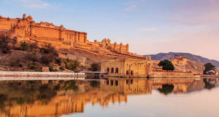 One Day Jaipur Local Sightseeing Trip by Car Amer Fort