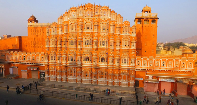 One Day Jaipur Local Sightseeing Trip by Car The Hawa Mahal