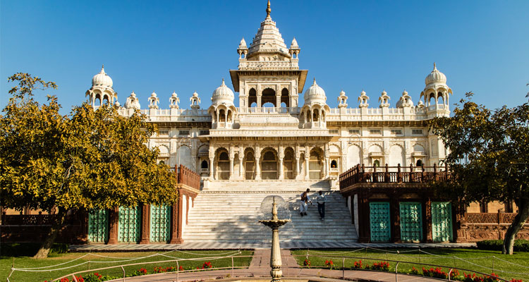 One Day Jodhpur Local Sightseeing Trip by Car Jaswant Thada