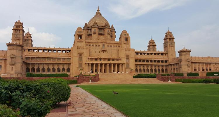 One Day Jodhpur Local Sightseeing Trip by Car Umaid Bhawan Palace