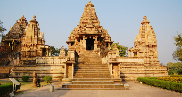 One Day Khajuraho Local Sightseeing Trip by Car Lakshman Temple