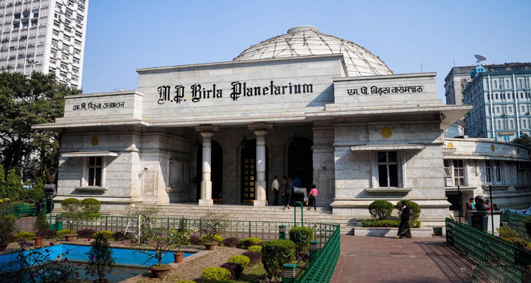 One Day Kolkata Local Sightseeing Trip by Car Birla Planetarium