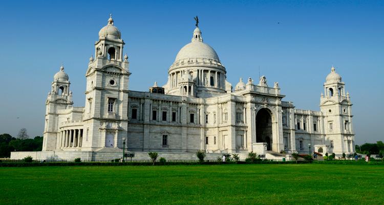One Day Kolkata Local Sightseeing Trip by Car Victoria Memorial