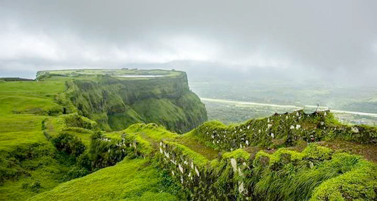 One Day Lonavala Local Sightseeing Trip by Car Koraigad