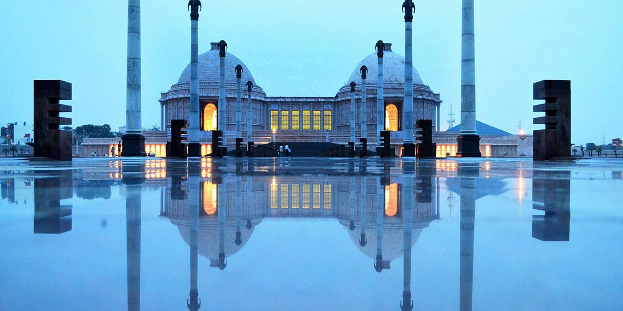 One Day Lucknow Local Sightseeing Trip by Car Header