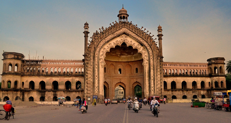One Day Lucknow Local Sightseeing Trip by Car Rumi Darwaza