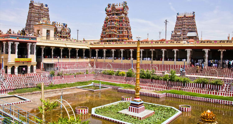 One Day Madurai Local Sightseeing Trip by Car Meenakshi Amman Temple