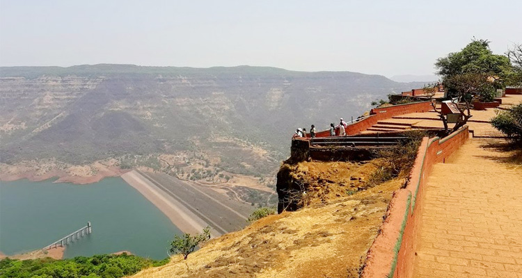 One Day Mahabaleshwar Local Sightseeing Trip by Car Arthur's Seat