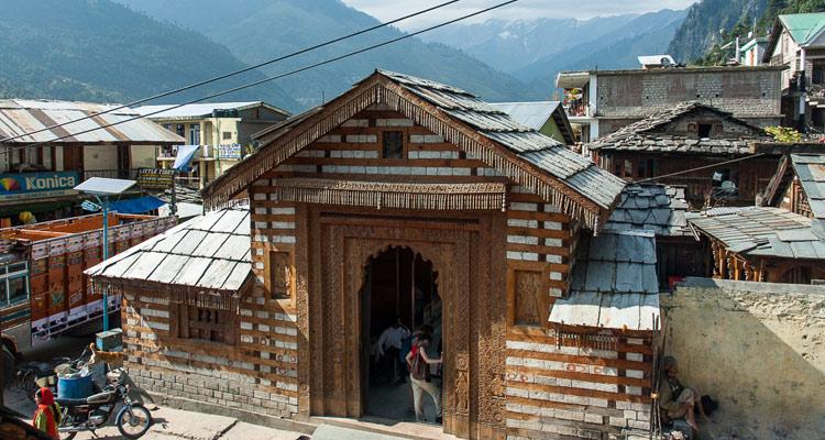 One Day Manali Local Sightseeing Trip by Car Vashisht Kund