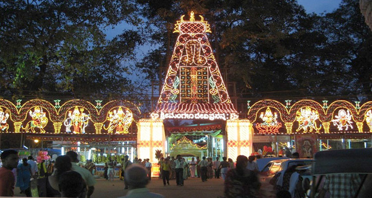 One Day Mangalore Local Sightseeing Trip by Car Mangaladevi Temple