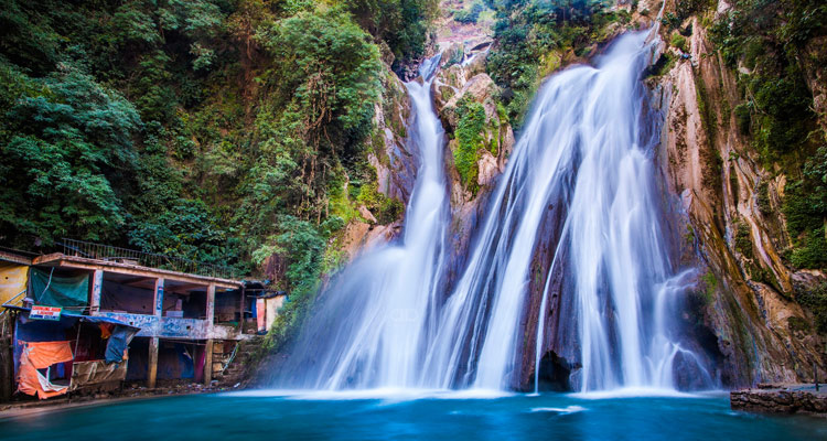 One Day Mussoorie Local Sightseeing Trip by Car Kempty Falls