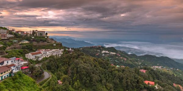 One Day Mussoorie Local Sightseeing Trip by Car Header