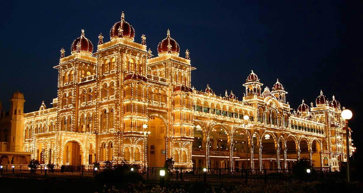 One Day Mysore Local Sightseeing Trip by Car Header