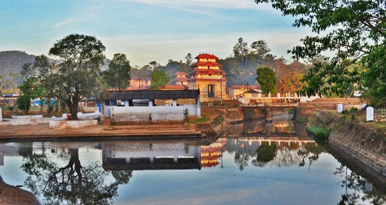 One Day Mysore to Coorg Trip by Car Bhagamandala Triveni Sangam