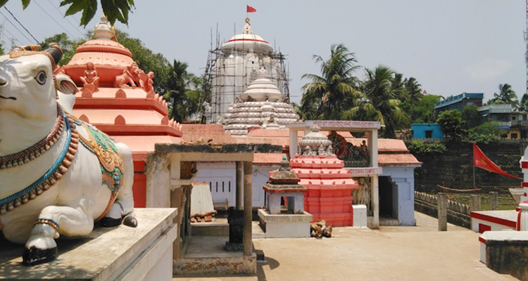 One Day Puri Local Sightseeing Trip by Car Markandeshwar Temple