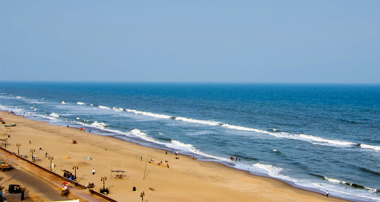 One Day Puri Local Sightseeing Trip by Car Puri Beach