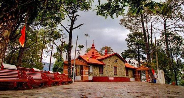 One Day Shimla Local Sightseeing Trip by Car Sankat Mochan Temple
