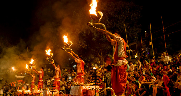 One Day Varanasi Local Sightseeing Trip by Car Evening Aarti