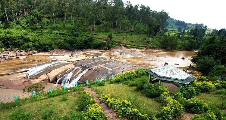 One Day Vizag to Araku Valley Trip by Car Katiki Waterfalls