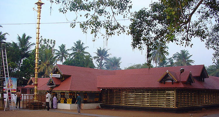 1 Day Coimbatore to Thrissur and Guruvayur Tour by Cab Harikanyaka Temple