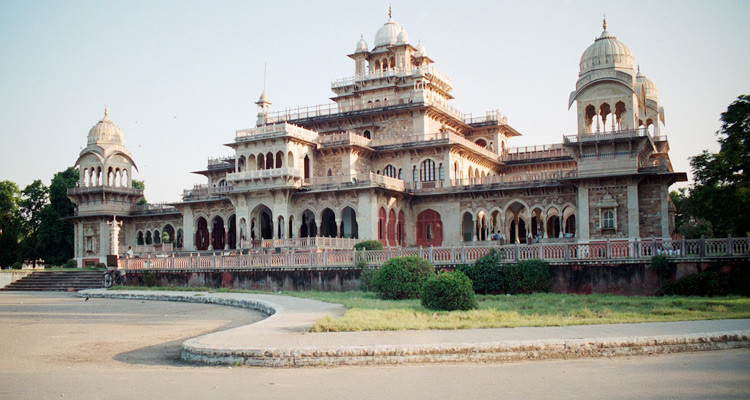 1 Day Delhi to Jaipur Tour by Cab Albert Museum Hall Jaipur
