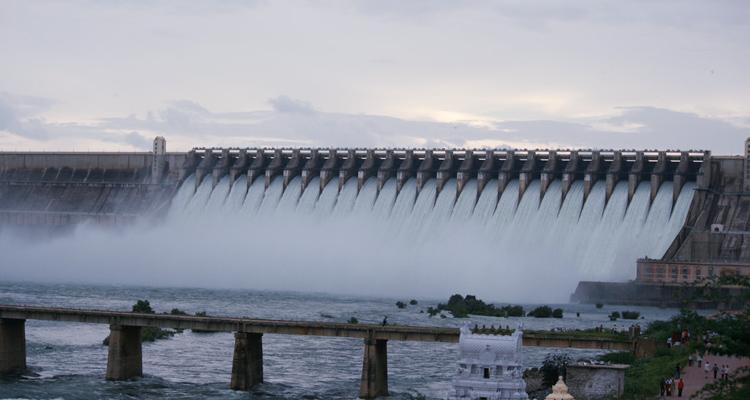 1 Day Hyderabad to Nagarjunasagar Tour by Cab Nagarjuna Sagar Dam