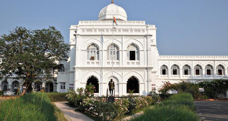 1 Day Madurai Local Sightseeing Tour by Cab Gandhi Memorial Museum